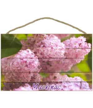 Lilacs - Mackinac - Plank style