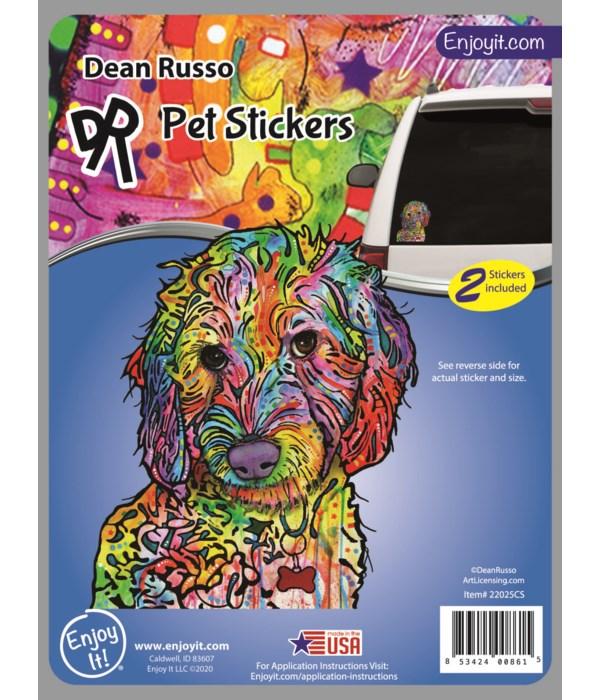 Labradoodle Sticker