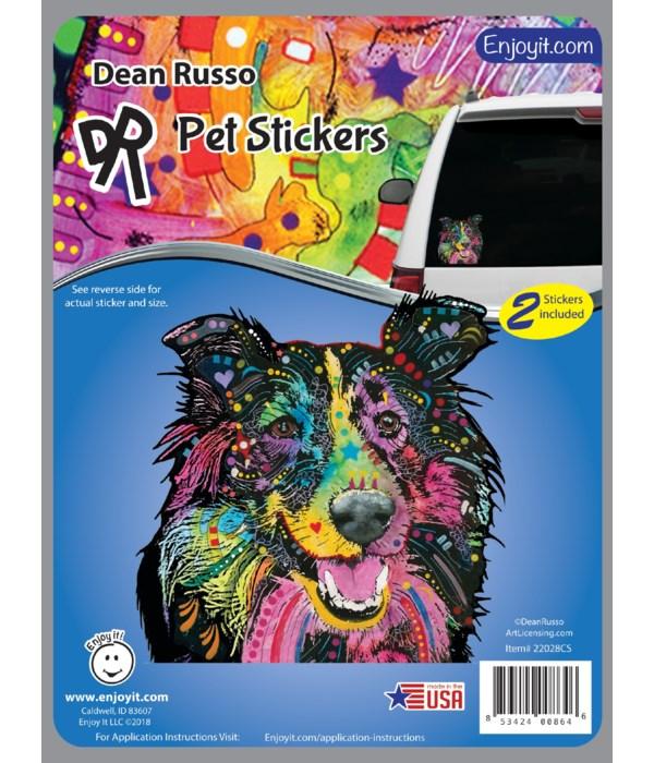 Sheltie Sticker