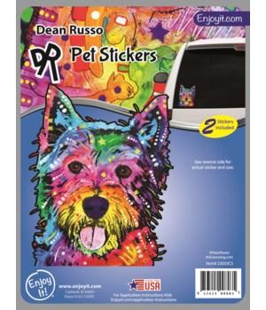 Westie Sticker