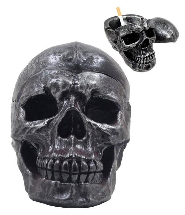 """Skull ashtray 4.25"""""""