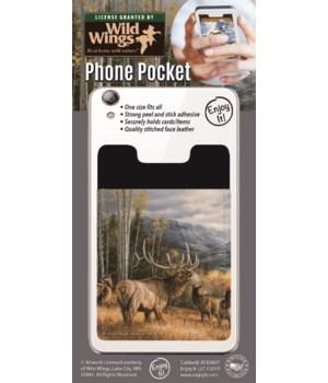 Elk Phone Pocket
