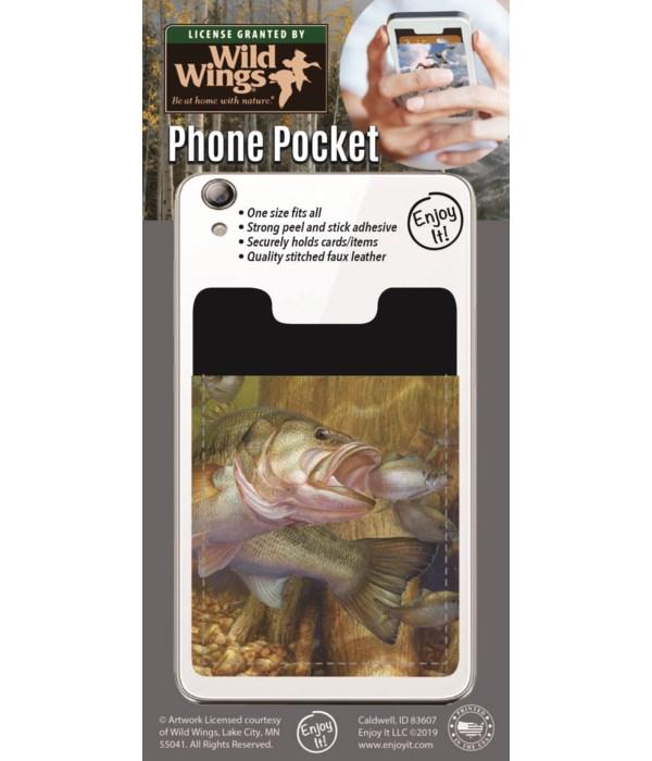 Bass Phone Pocket