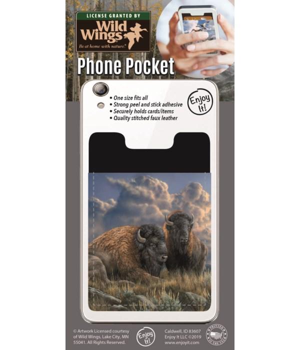 Bison Phone Pocket