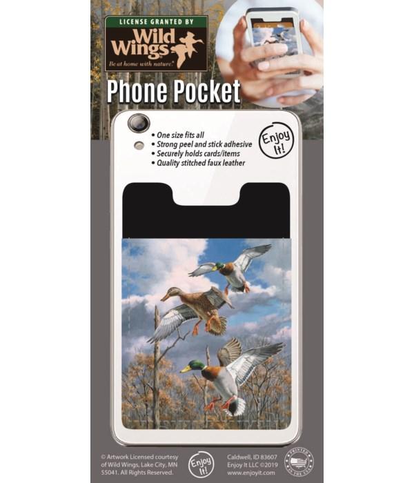 Mallards Phone Pocket