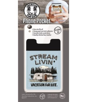 Stream Livin' Phone Pocket