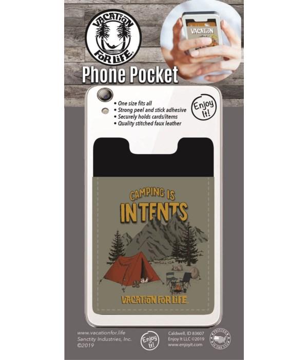 Intents Phone Pocket