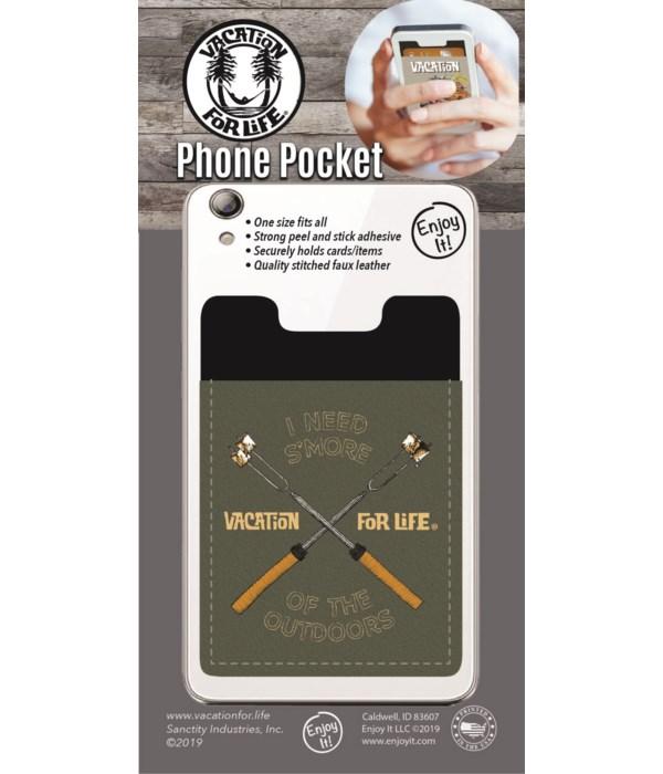 S'more Phone Pocket