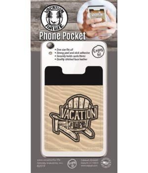 Adirondack Chair Phone Pocket