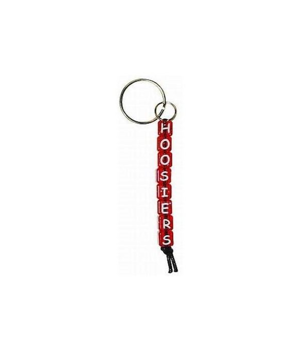IN-U Keychain Beaded SM