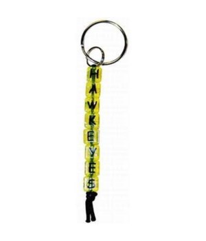 U-IA Keychain Beaded SM