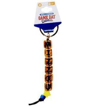 U-MO Beaded Keychain