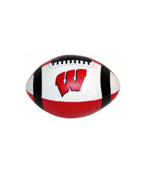 U-WI Ball Footbal PVC 12DP