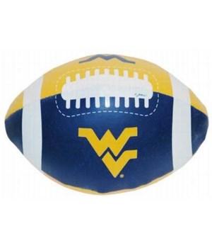 WV-U Ball Football PVC 12DP
