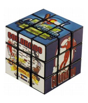 CO Toy Puzzle Cube