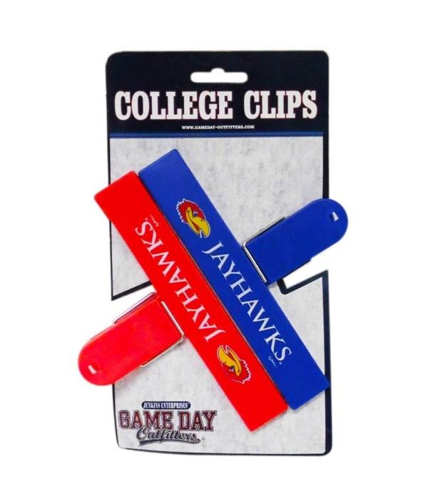 U-KS College Clip Large 2A