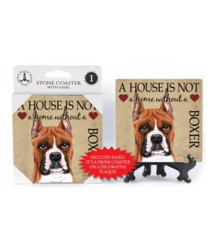 A house is not a home without a Boxer  c