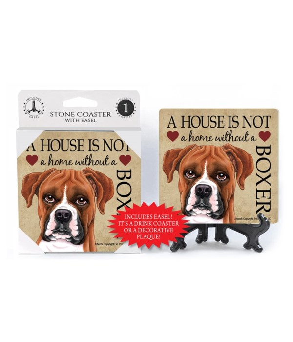 A house is not a home without a Boxer (u