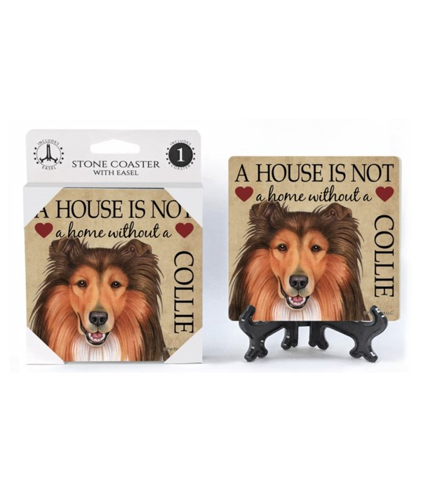 A house is not a home without a Collie