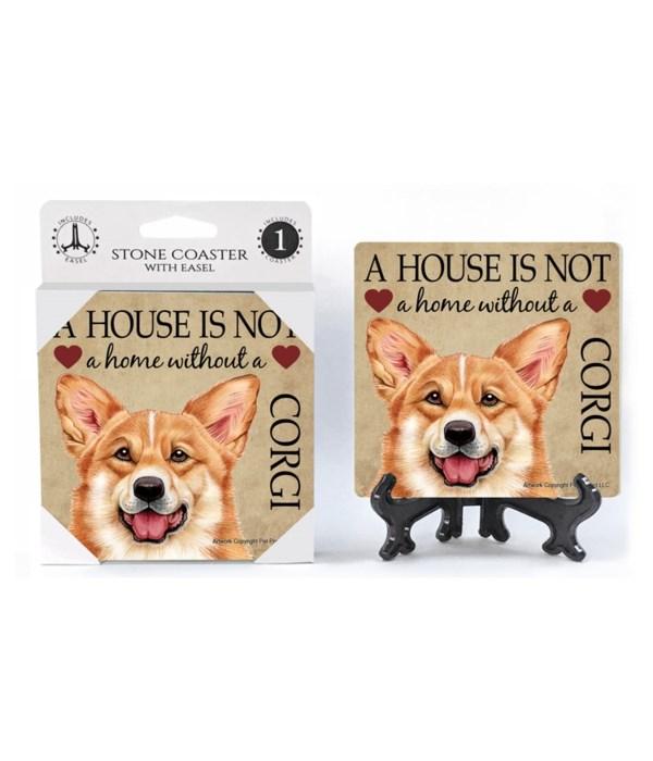 A house is not a home without a Corgi  c