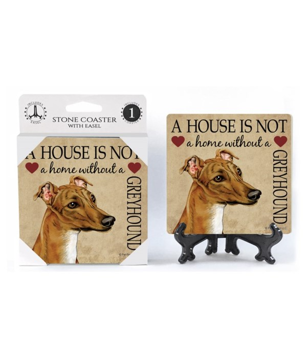 A house is not a home without a Greyhoun