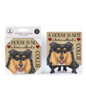 A house is not a home without a Collie (