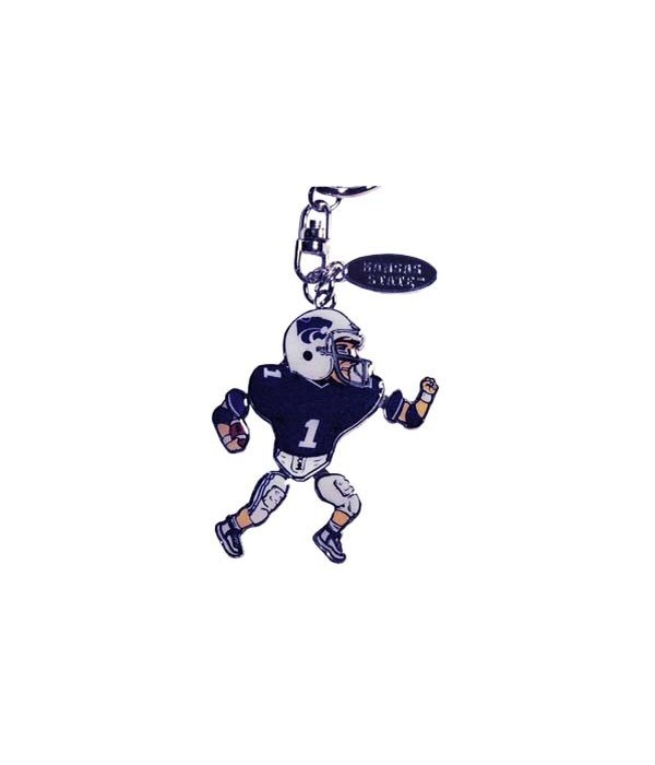 KS-S Keychain Metal Player Moveable