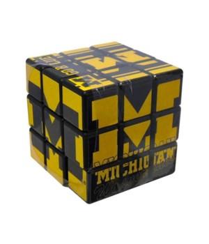 U of M Toy Puzzle Cube