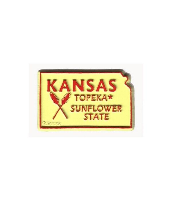 KS Bagged Map Magnet