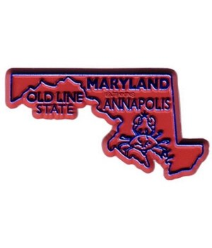 MD Bagged Map Magnet
