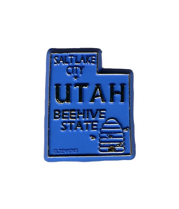 UT Bagged Map Magnet