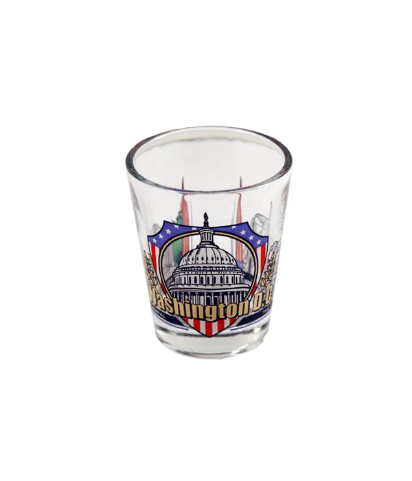 Washington D.C. Shotglass