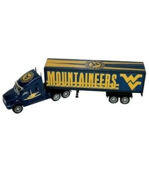 """WVU Big Rig Truck 3.5""""T x 15""""L"""