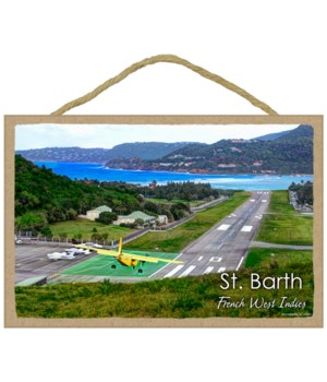 St. Barth, French West Indies - Airport