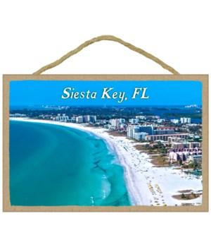Siesta Key, FL - Aerial view of Siesta K