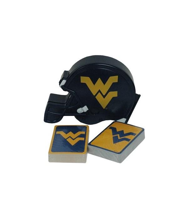WV-U Playing Cards & Helmet Case 12DP 2P