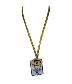 U-IA KC Lanyard Magic Glitter Pendant