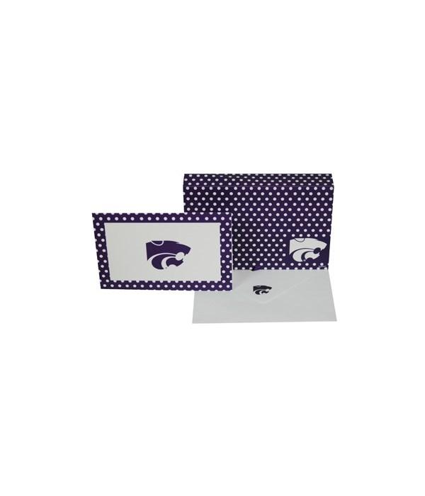 KS-S Stationery Note Card Set 8-Sets