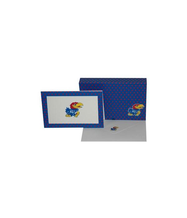 U-KS Stationery Note Card Set (8 Sets)