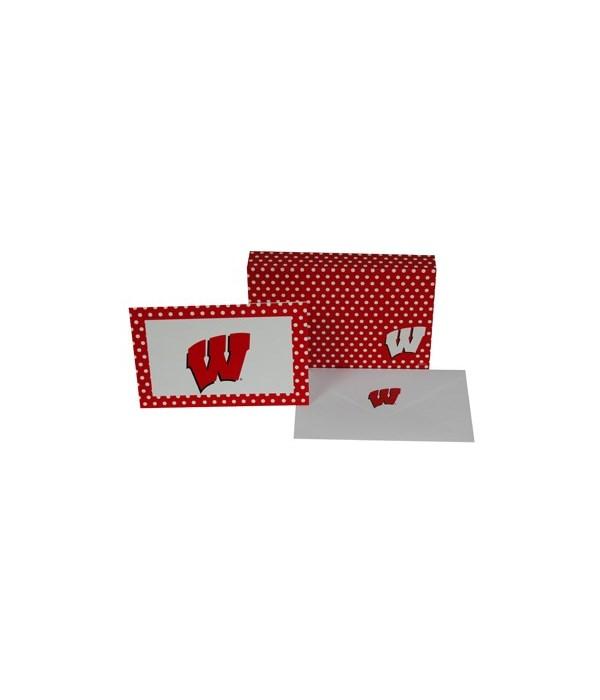 U-WI Stationery Note Card Set (8 Sets)