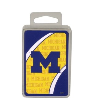 U of M Playing Cards Vortex 24DP