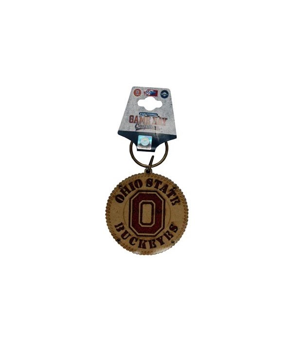 OH-S Keychain Sand Filled