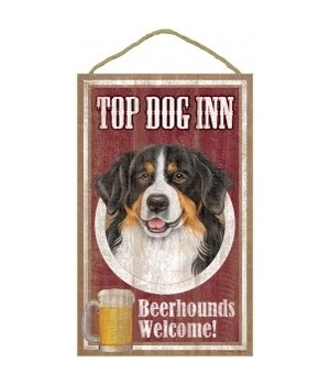 Top Dog Beerhound 10x16 Bernese