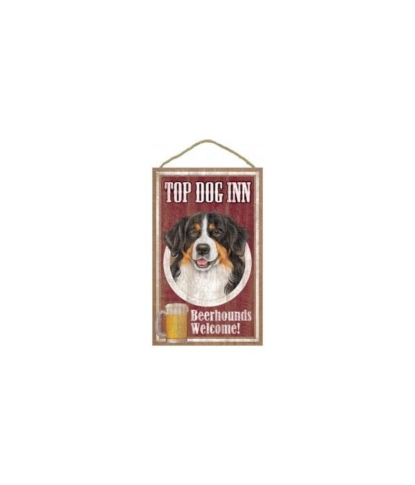 Top Dog Beerhound 10x16 Bernese