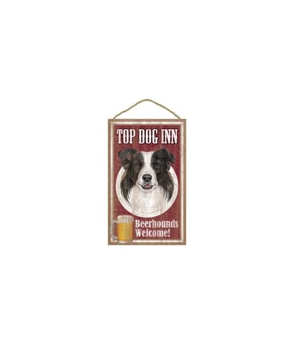 Top Dog Beerhound 10x16 Border Collie