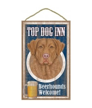 Top Dog Beerhound 10x16 Chesapeake Bay