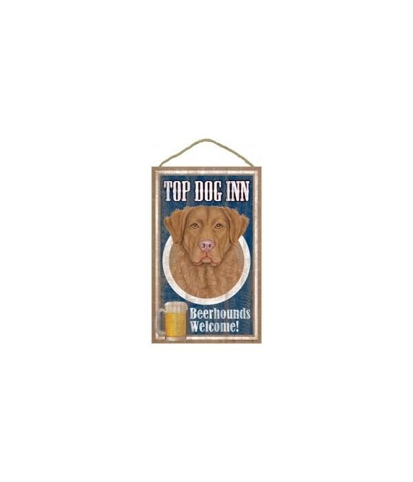 Top Dog Beerhound 10x16 Chesapeake Bay