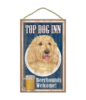 Top Dog Beerhound 10x16 Labradoodle Blnd