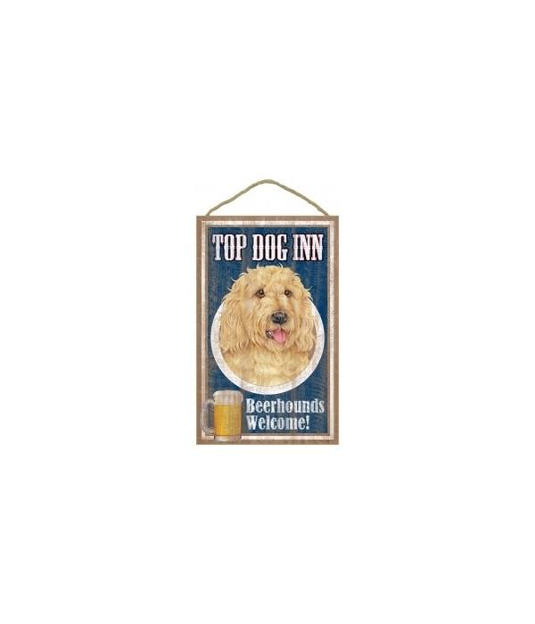 Top Dog Beerhound 10x16 Labradoodle Blnd