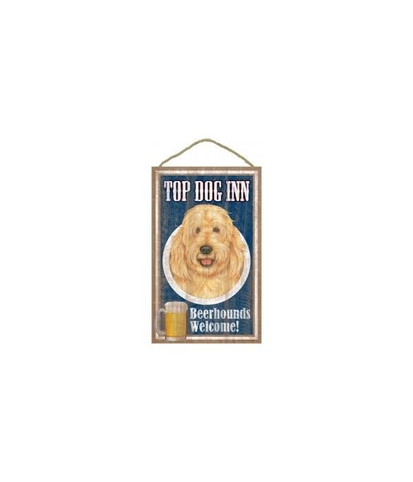 Top Dog Beerhound 10x16 Goldendoodle